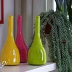 Színes üveg percek alatt - tuti tippek 11 DIY