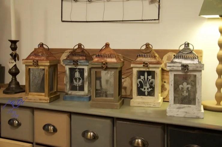 Mercury mirror lámpás a Vintage Paint-nél