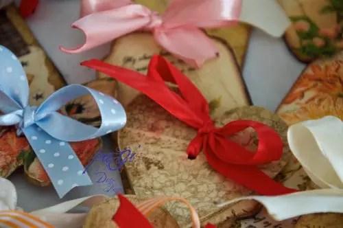 DIY - Vintage ajándék kísérők - MiniMaLista 22