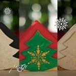 Karácsonyi szalvétatartó, tuti tippek DIY