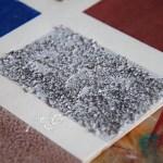 Száraz ecset technika, azaz dry brush technique