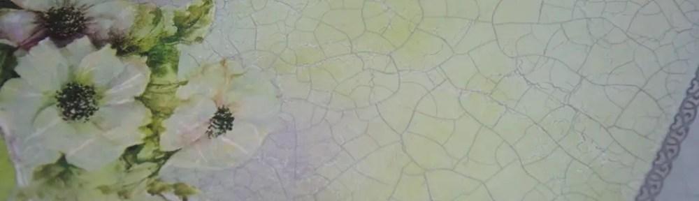 Díszes tányér ezüst repedésekkel – tuti tippek 17 DIY