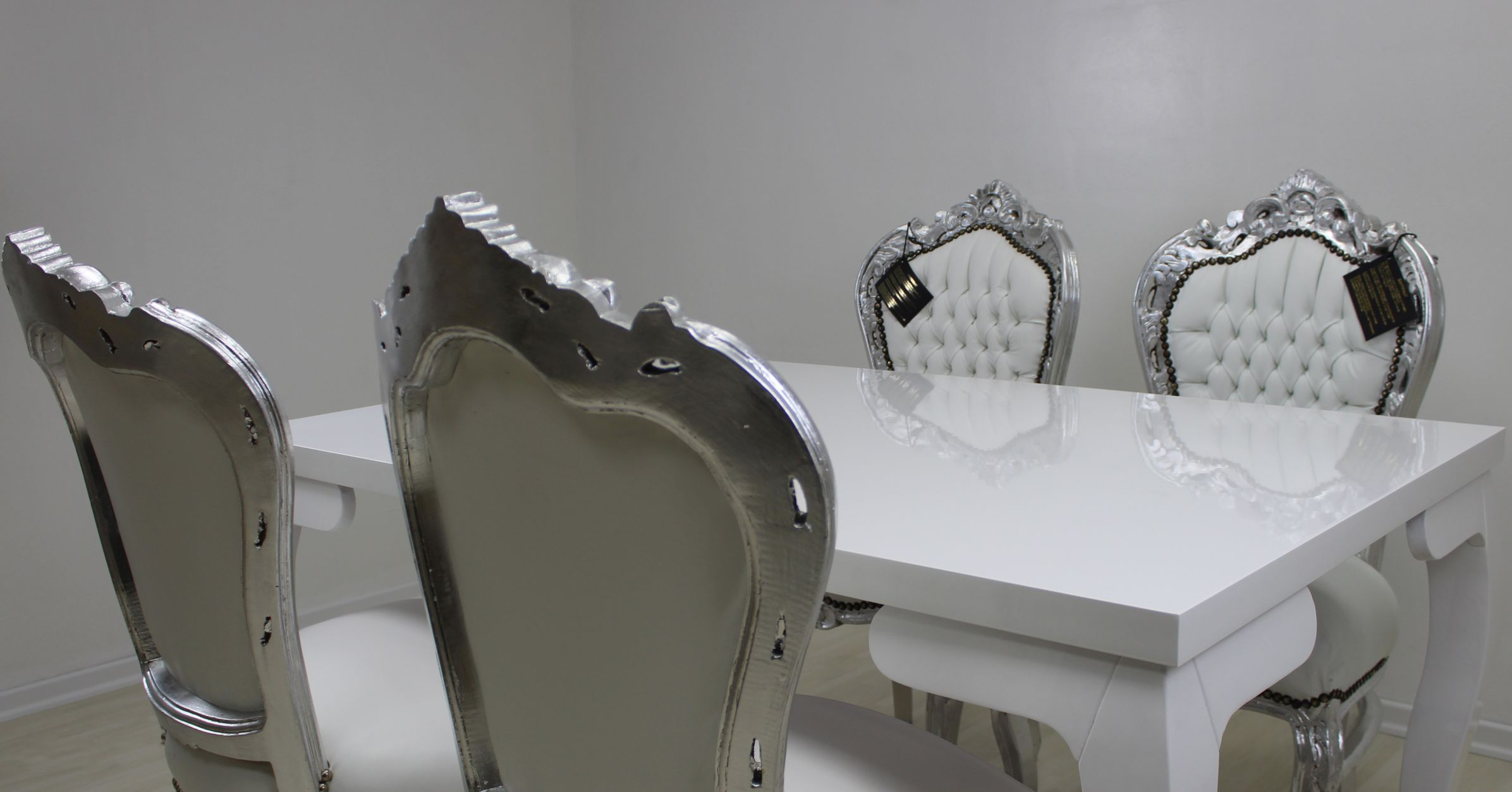 Barock Moebel Esstisch Casa Padrino Luxus Esszimmertisch Esstisch