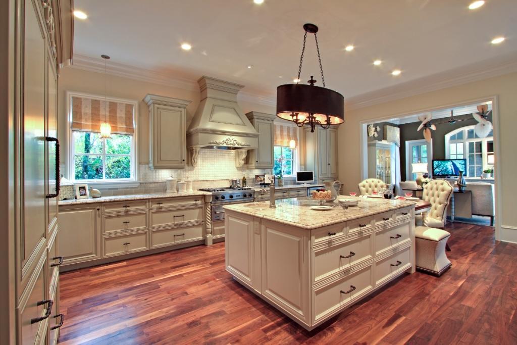 Delicatus Granite Countertops Kitchen Design Ideas