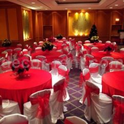 Large Banquet Chair Covers Mesh Gaming Pm3000 Decor-rent.com - Corporate Event Decor Toronto.