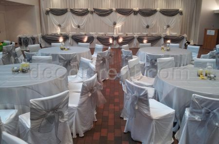 chair covers rental scarborough at walmart cover rentals toronto | linen wedding decor