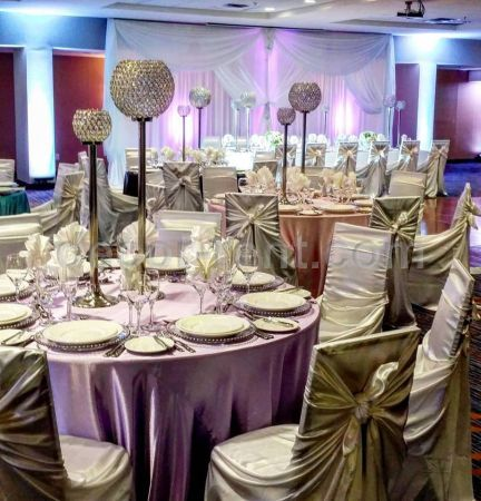 chair covers rental scarborough stool walmart cover linen rentals toronto wedding decor tablecloth offering and napkin event room