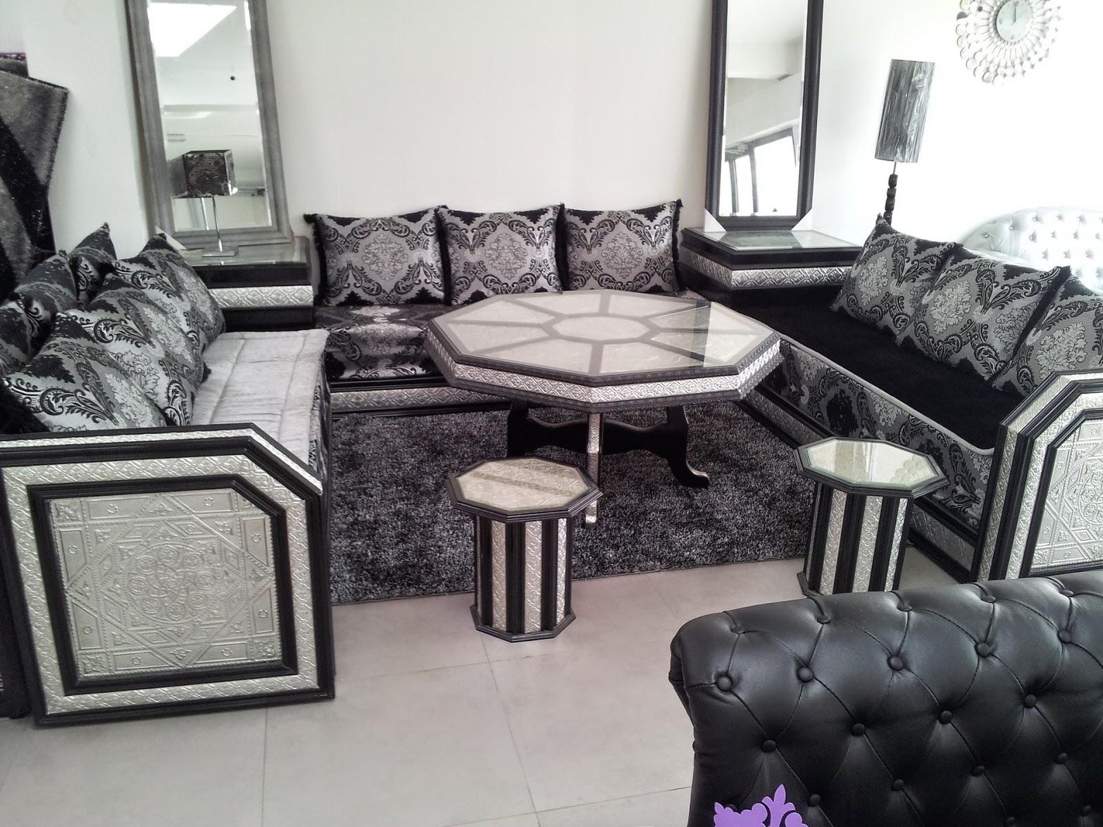 Decoration Salon Moderne Alger | Bavaria Meubles Alger Home ...