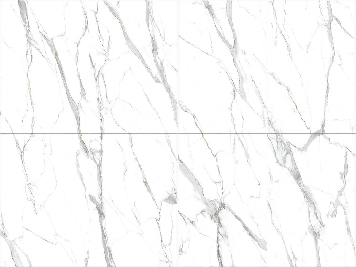 Statuario Venato Marble Tile  GANI Tile