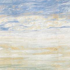 Marble Kitchen Floor Composite Countertops Blue Ocean Wall Tile | Gani