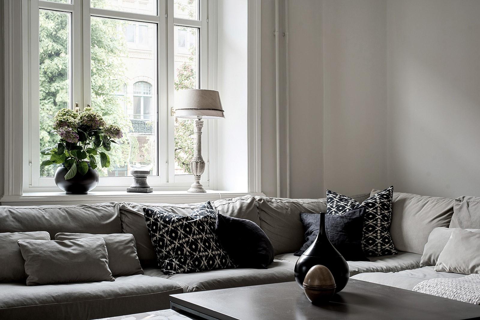 гостиная диван