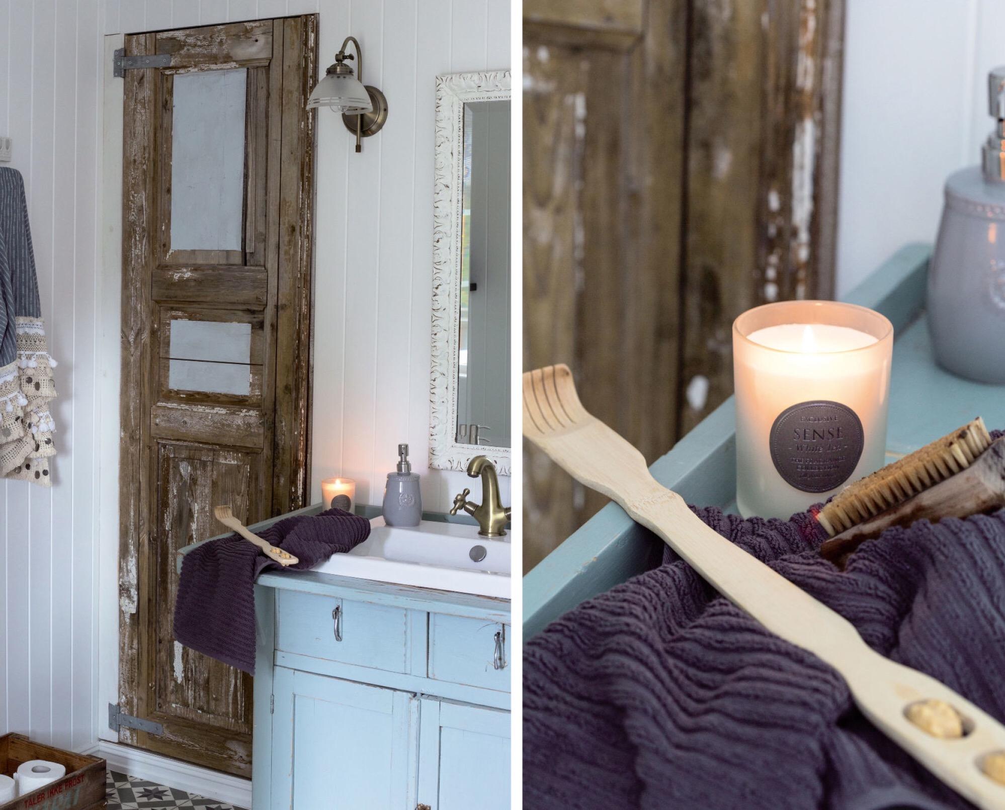 старая дверь ванная комната аксессуары