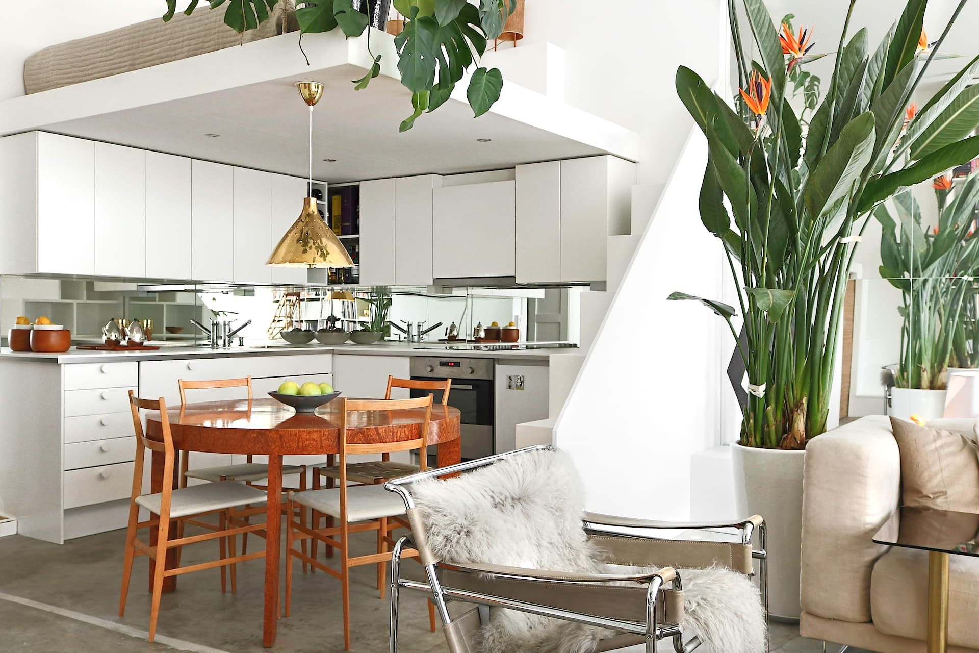 кухня стол стулья