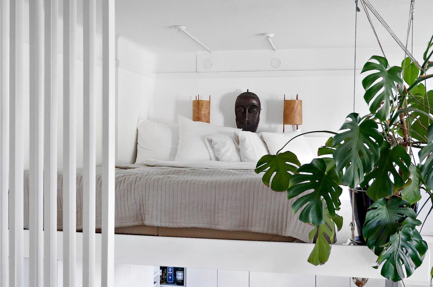 спальня второй уровень
