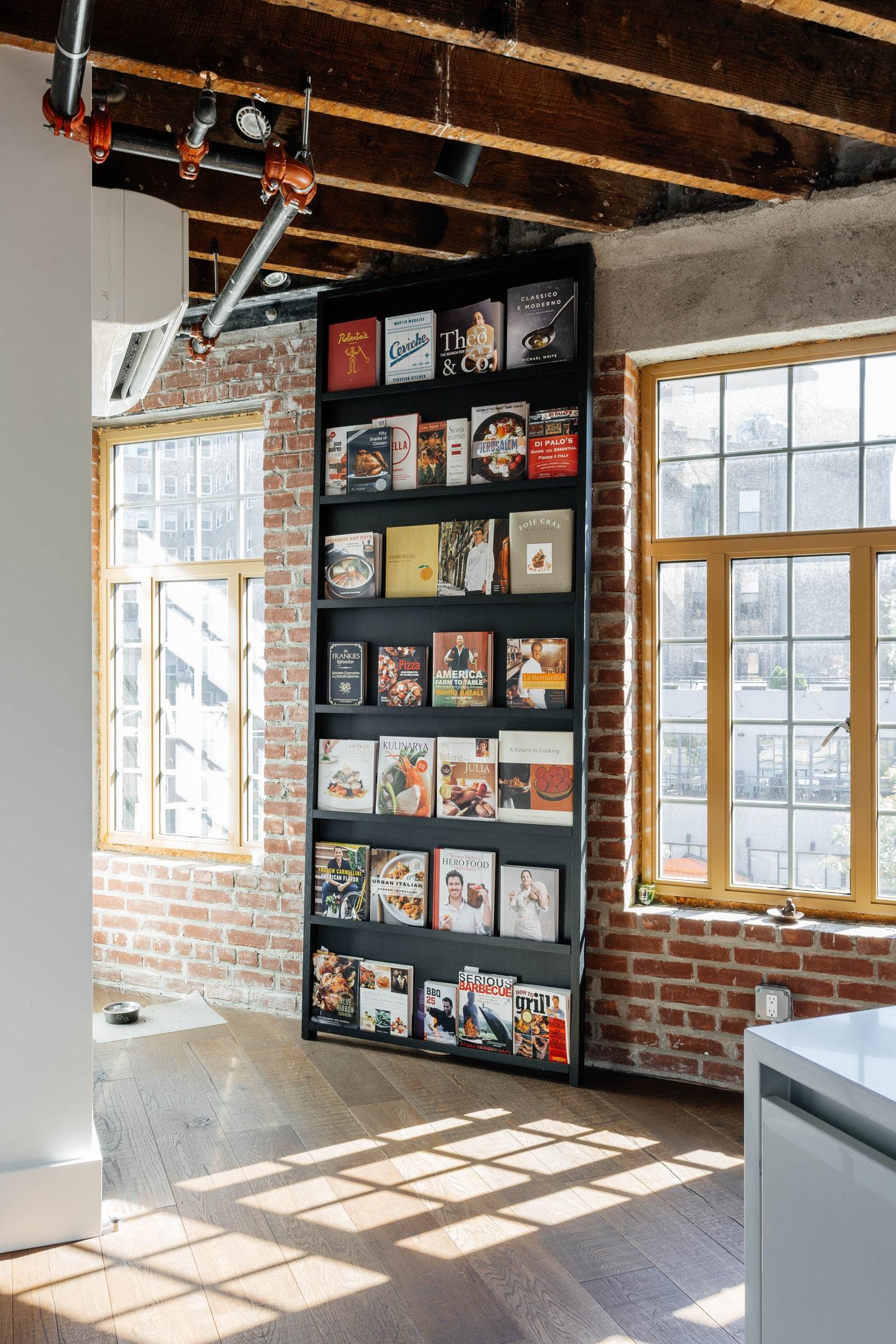 книжная витрина