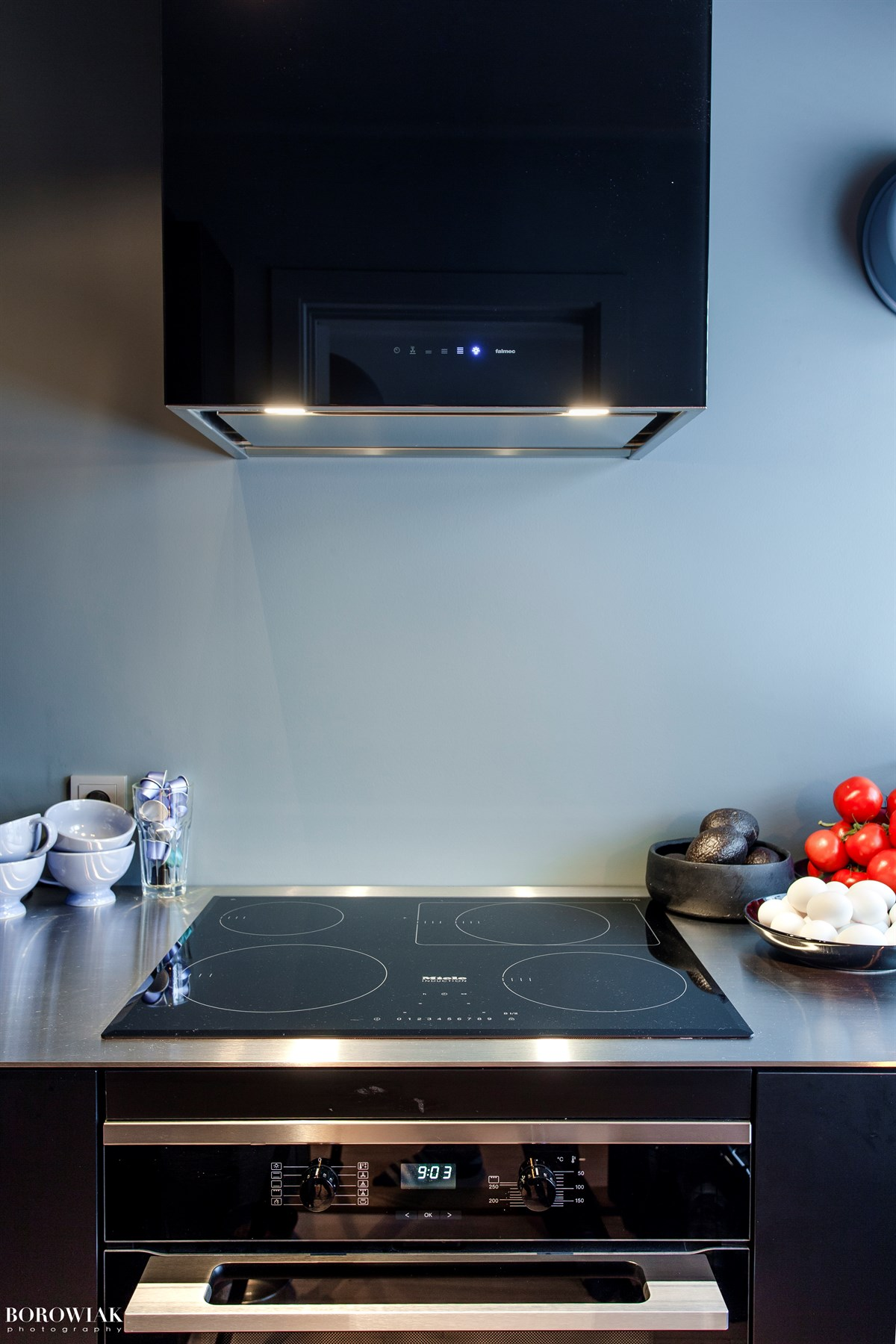 кухня плита вытяжка