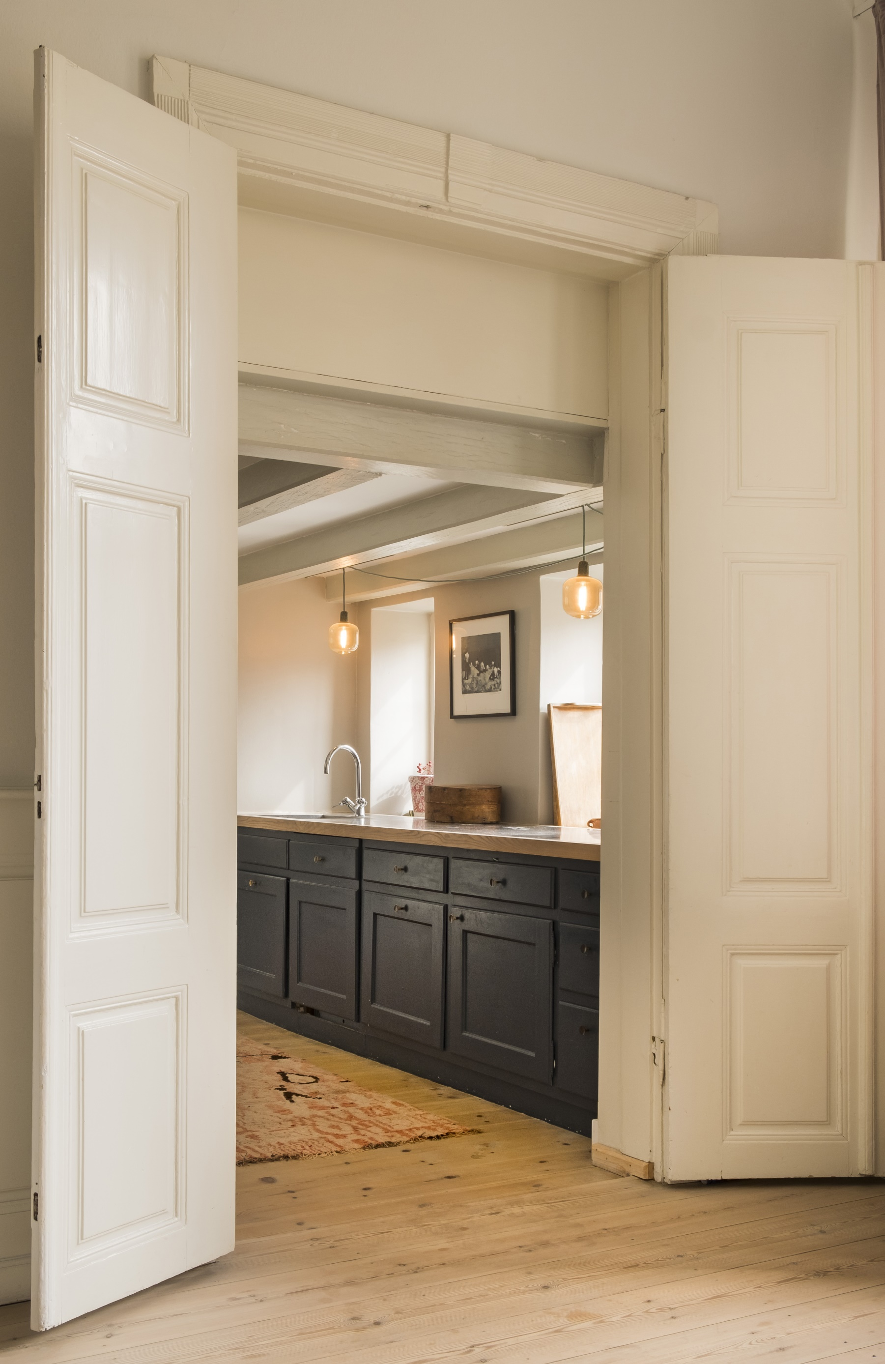 двери кухня