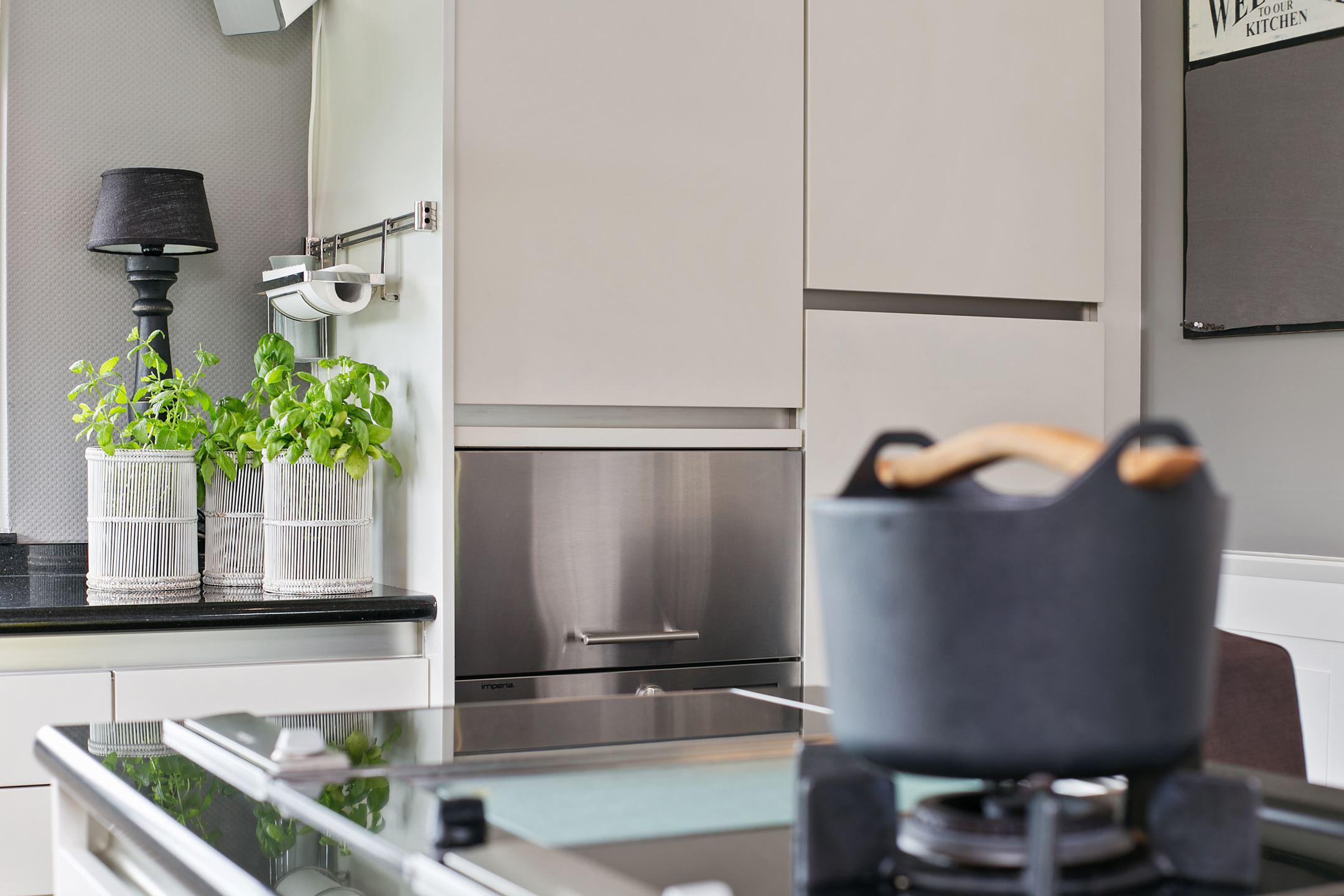 кухня встроенная техника