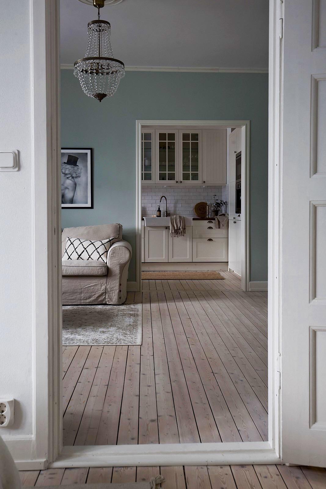 спальня гостиная кухня