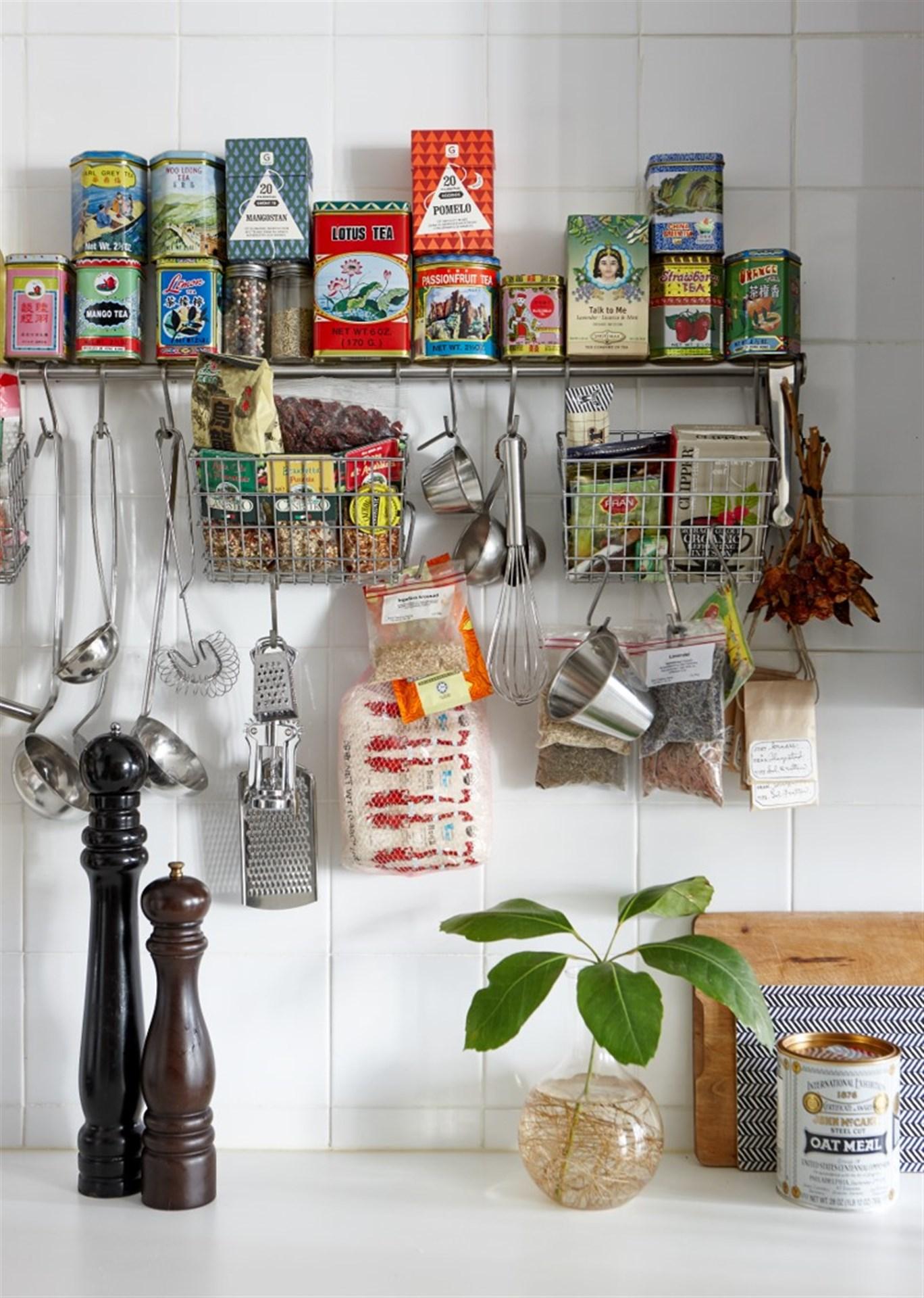 полка кухонные специи