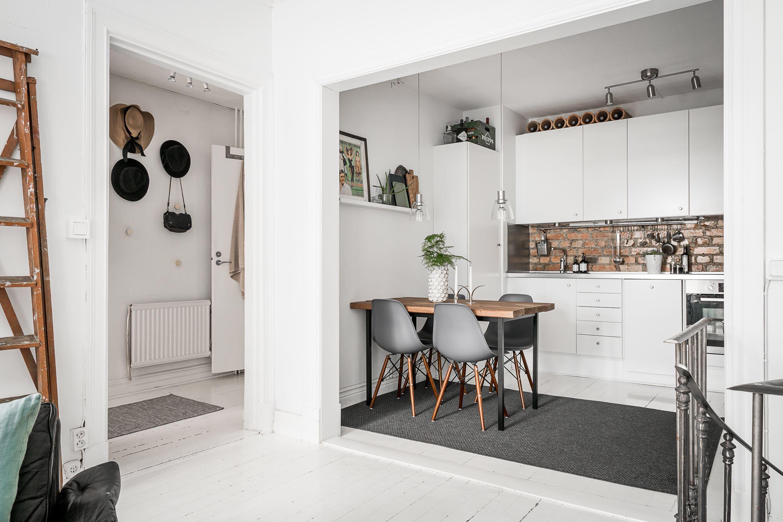 кухня прихожая коридор