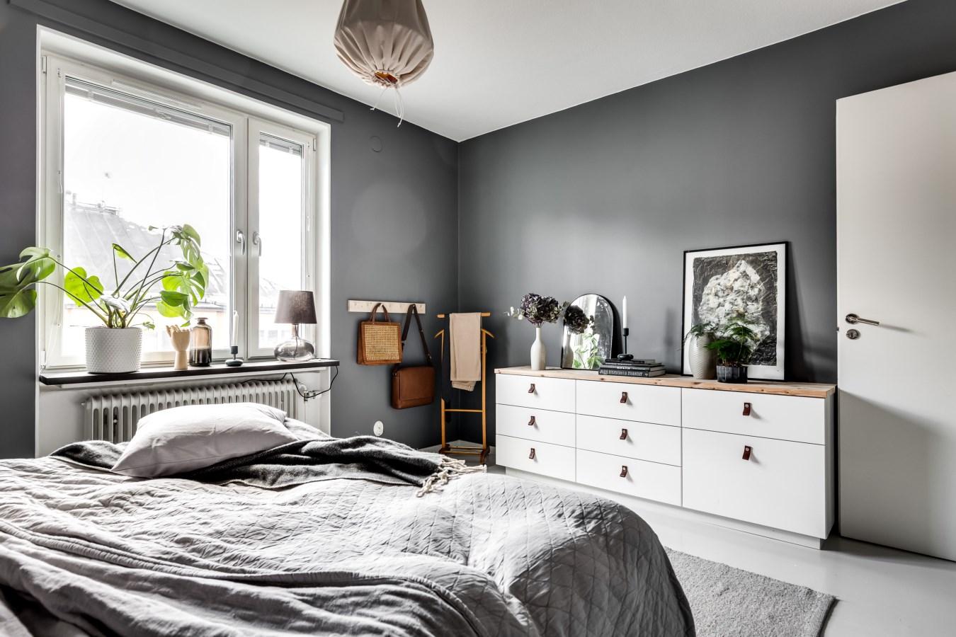 спальня комод