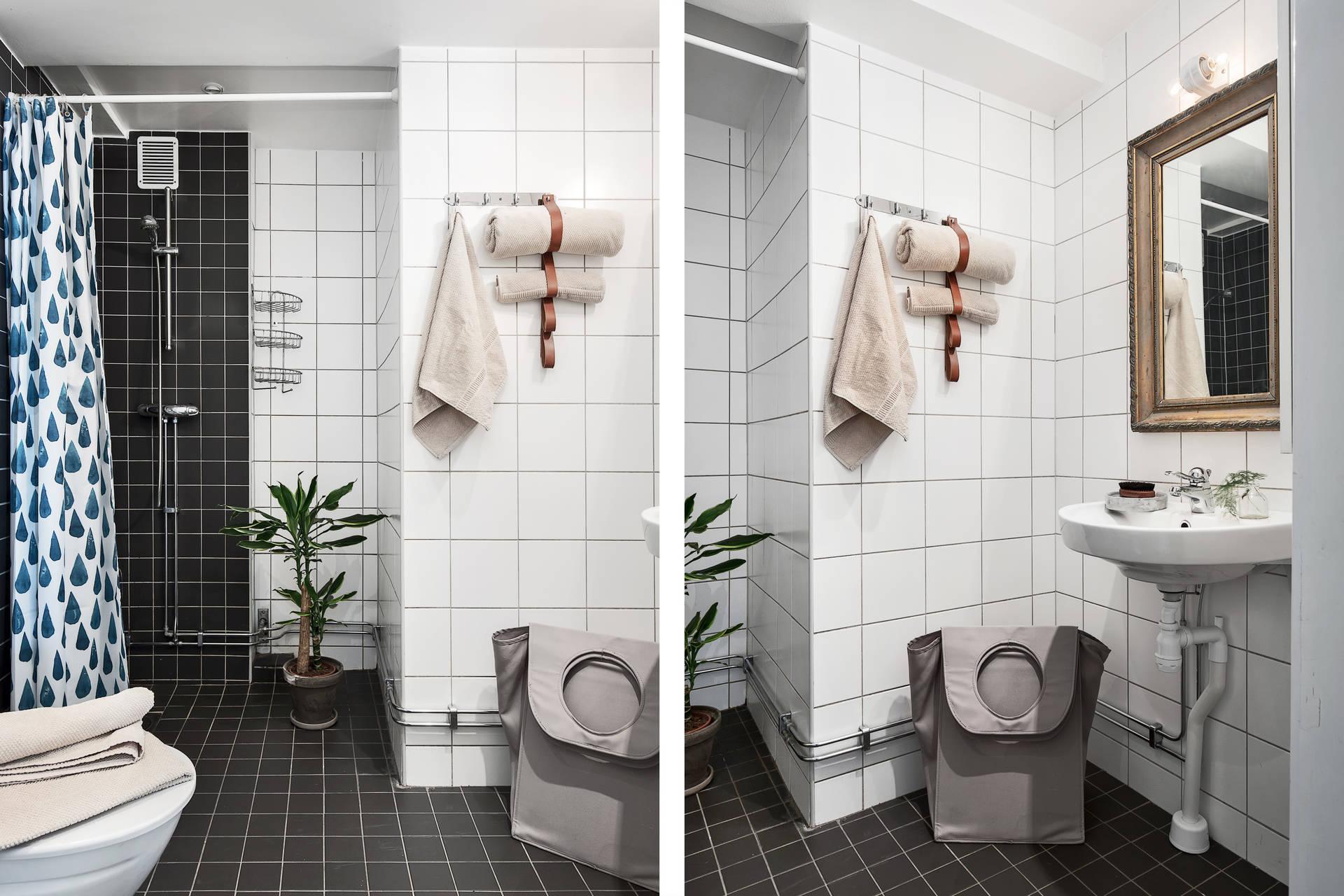 санузел душ раковина зеркало смеситель