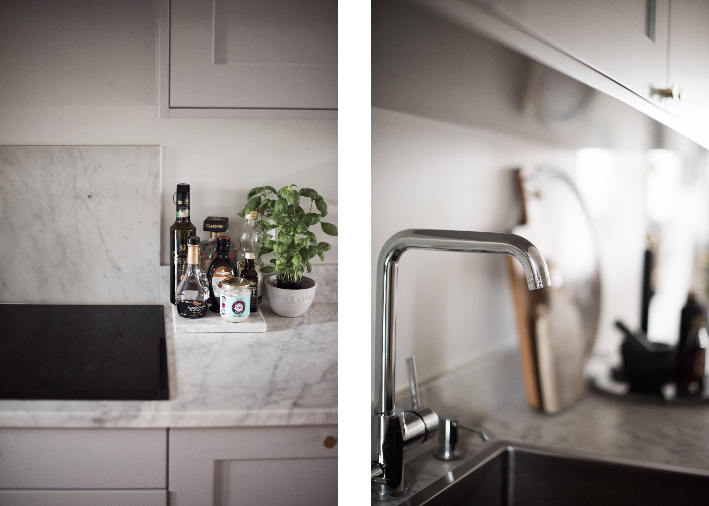 кухня столешница плита  мойка смеситель