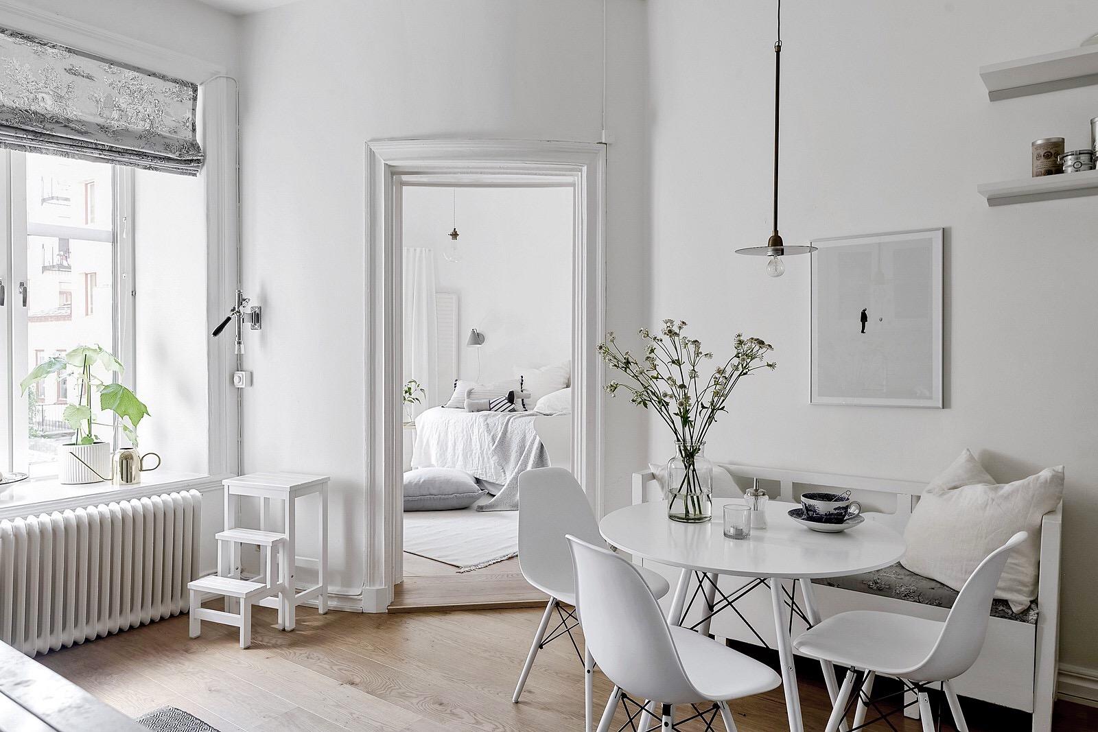 кухня столик стулья
