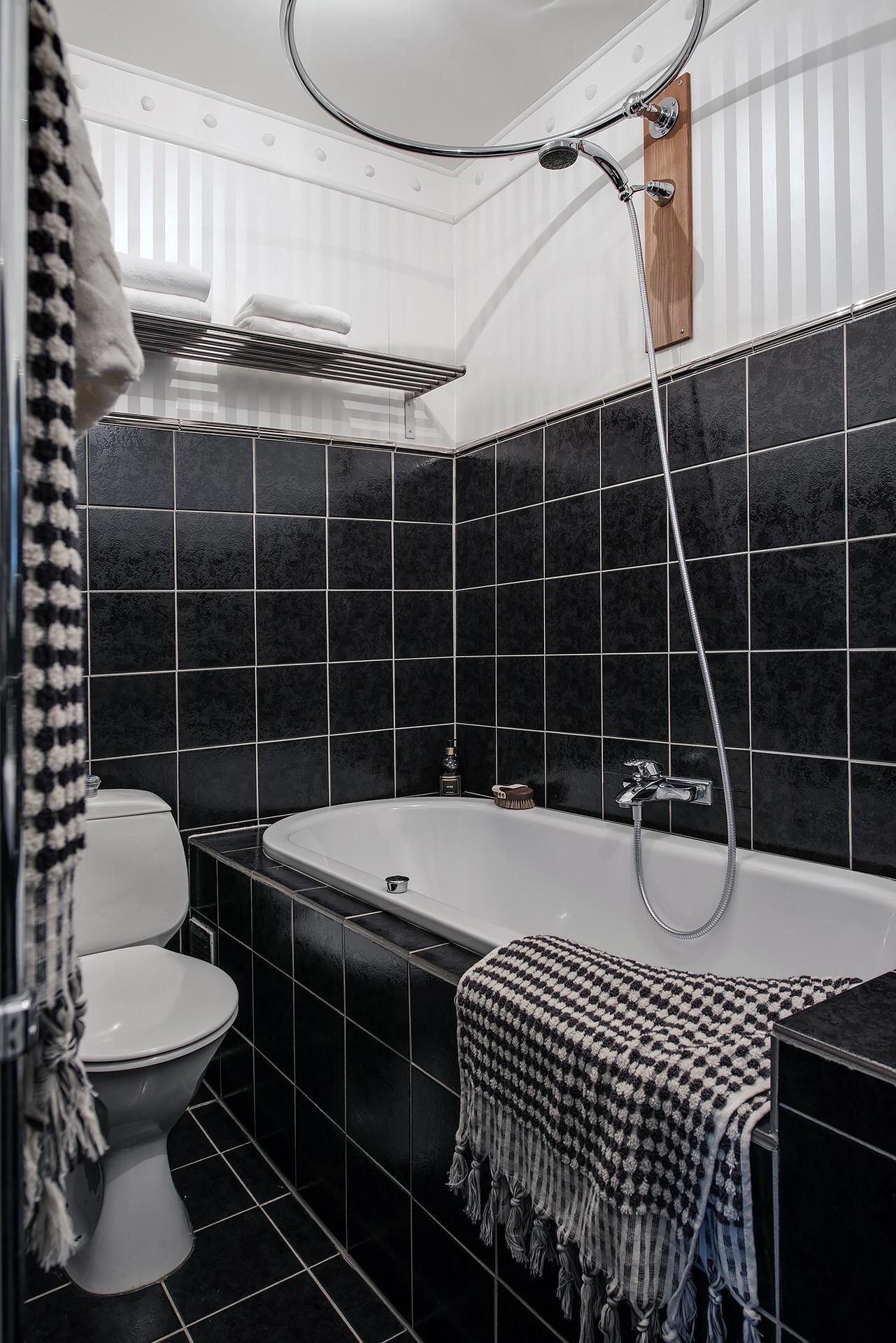 санузел ванна душ
