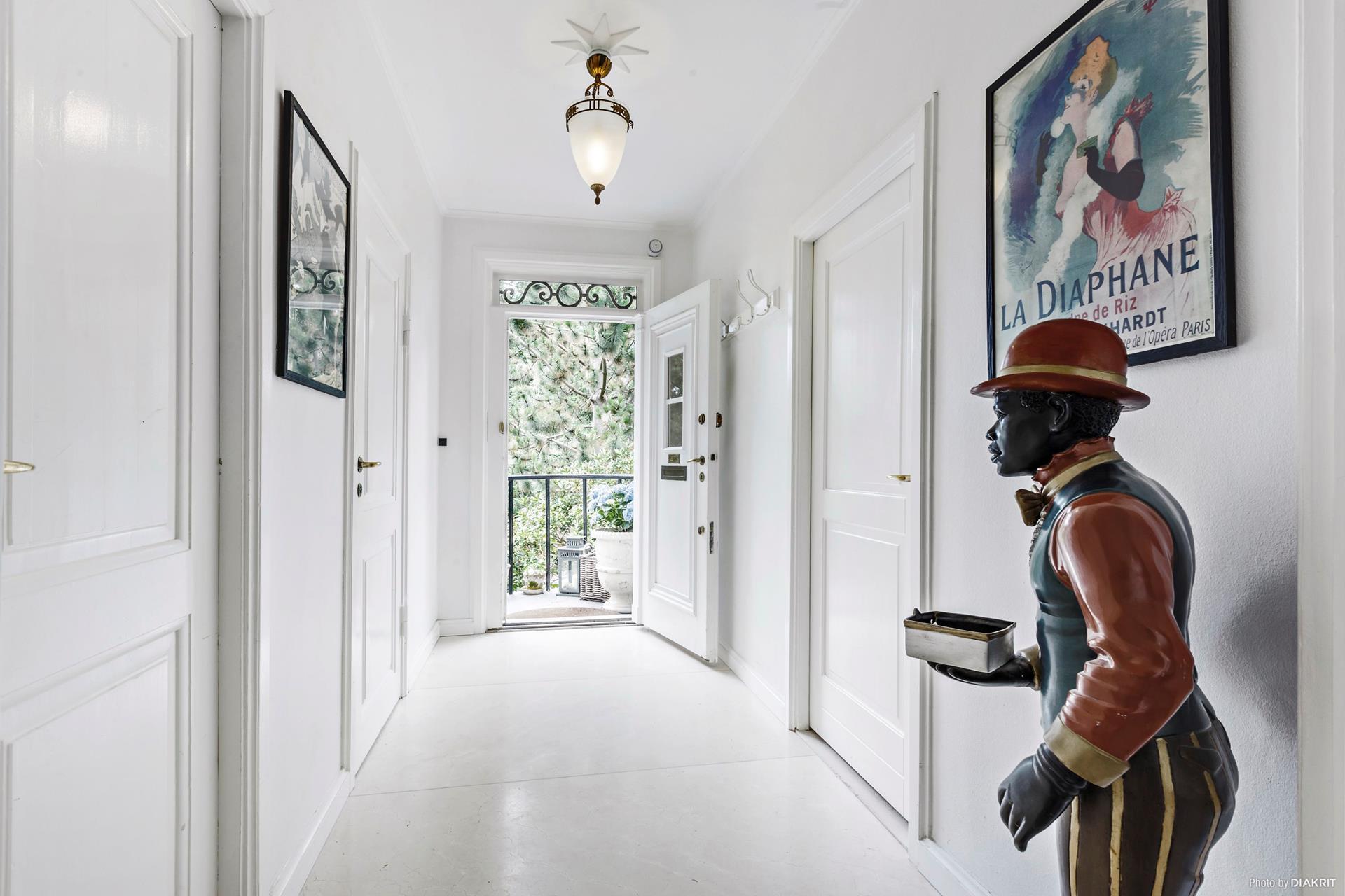 коридор входная дверь