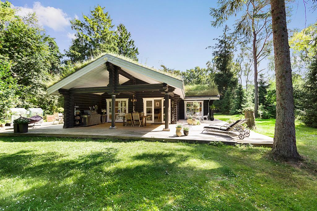 деревянный дом веранда настил
