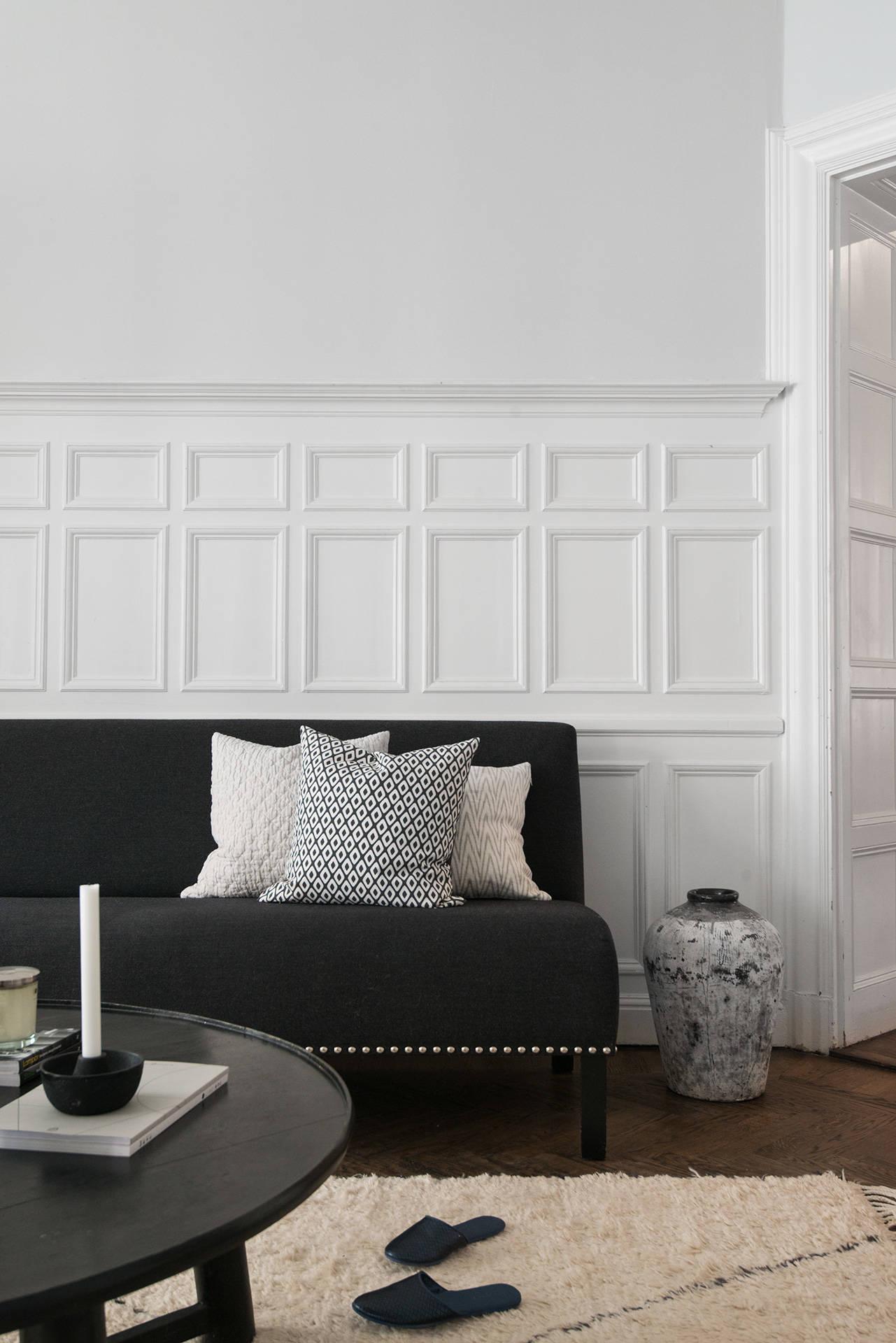 стеновые панели диван