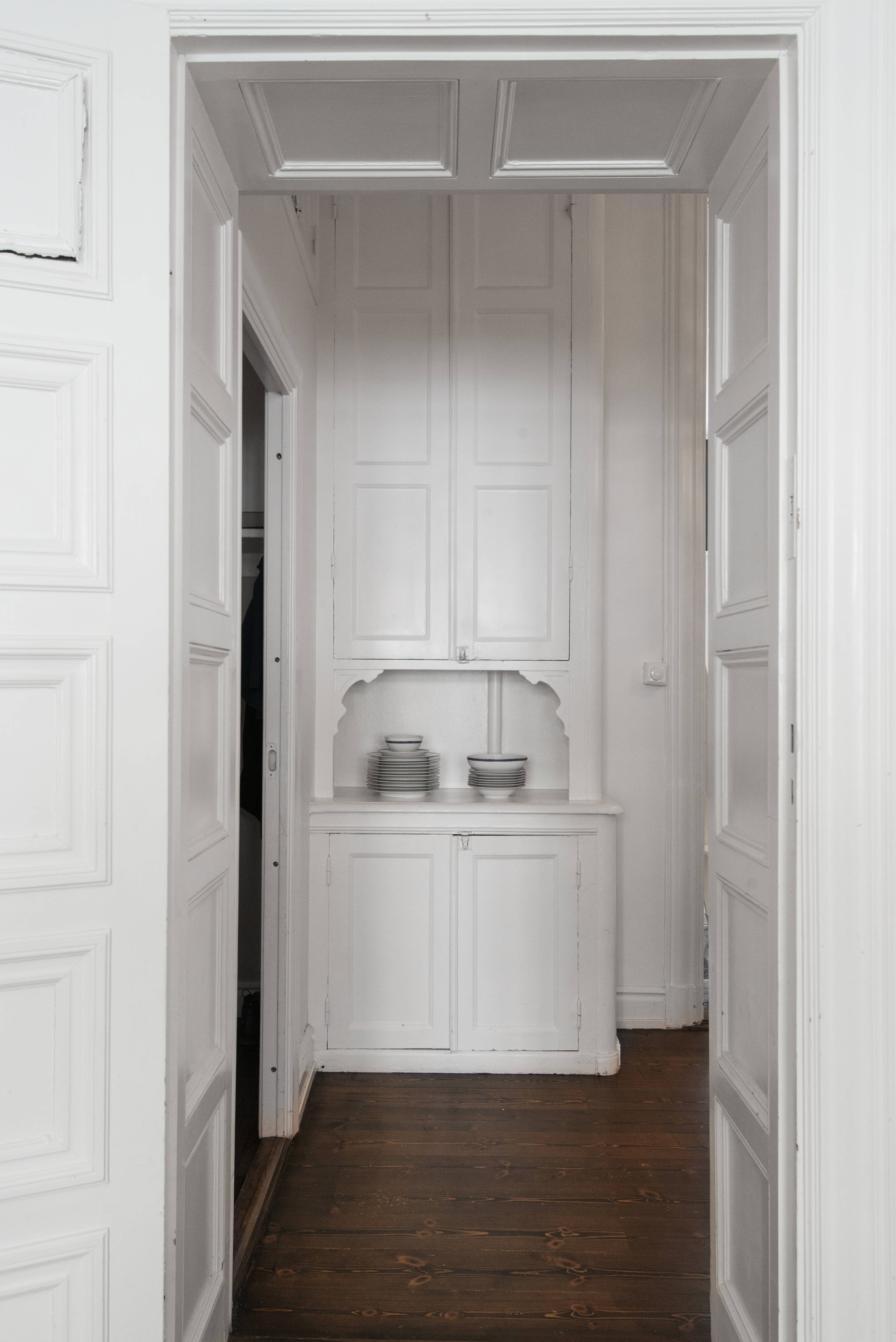 коридор шкаф сервант стеновые панели