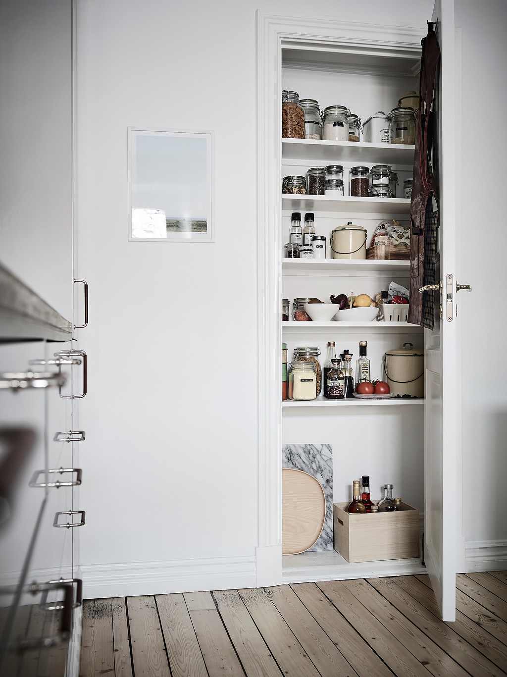 кухня кладовая
