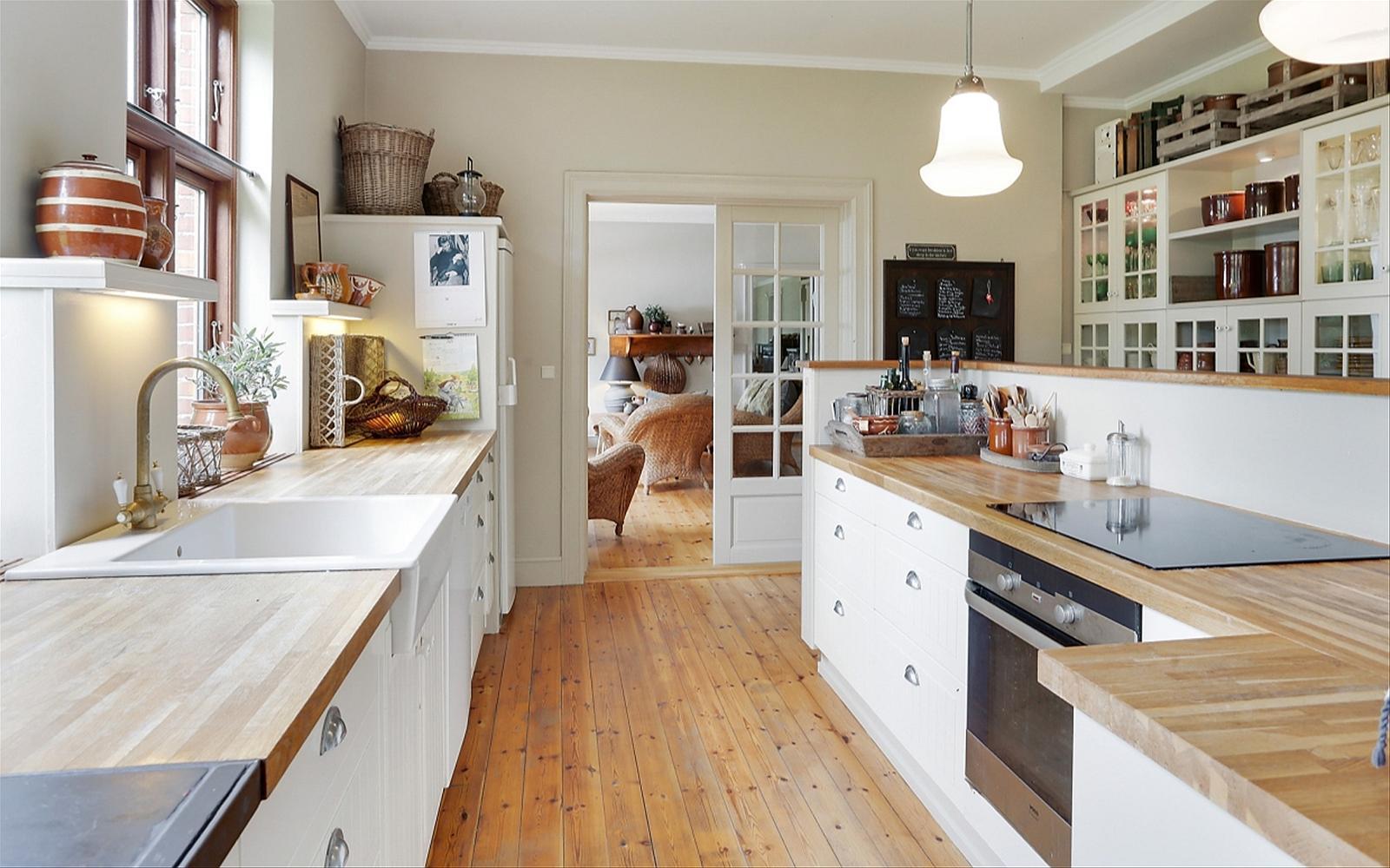 кухня мебель остров накладная мойка смеситель