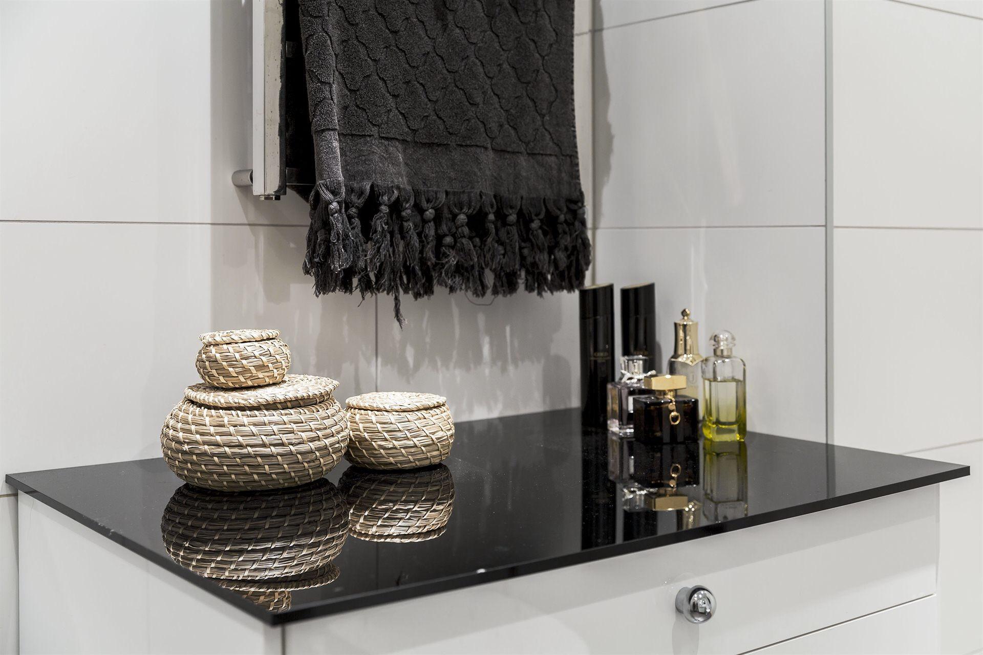 ванная комната комод аксессуары