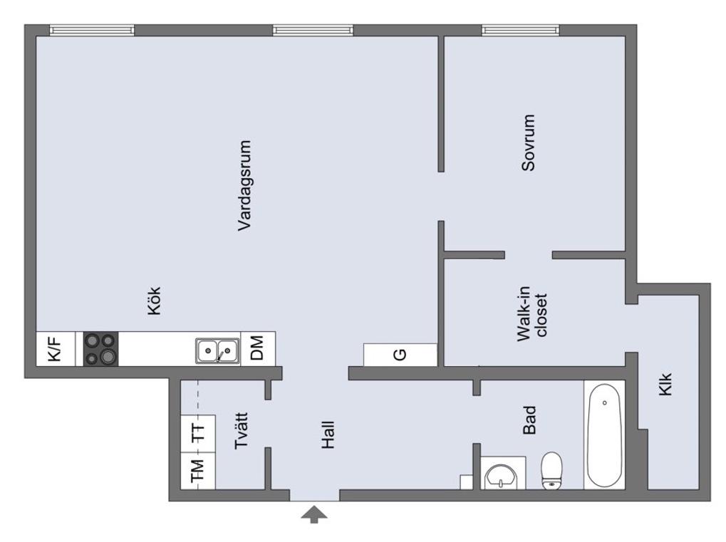 планировка-двухкомнатная-квартира-69квм