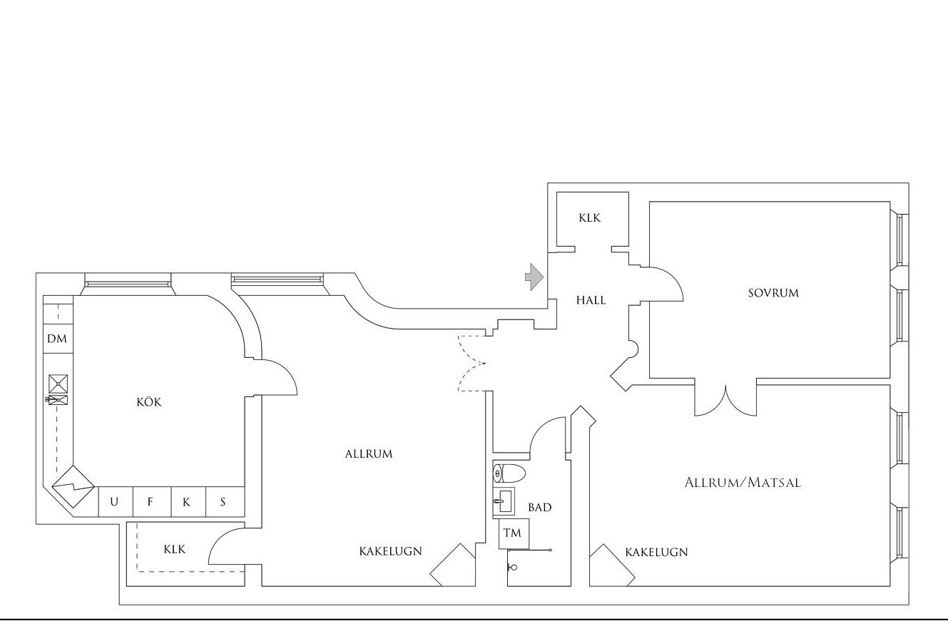 планировка-трехкомнатная-квартира-108квм