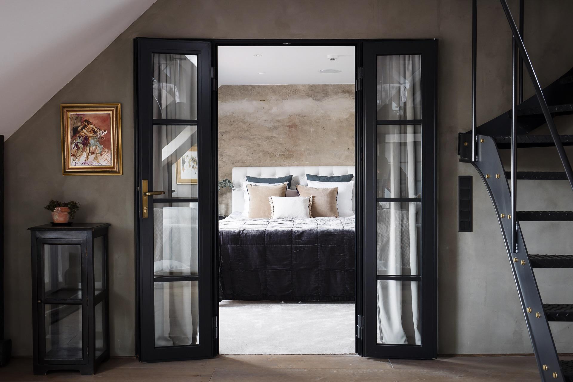 спальня двери