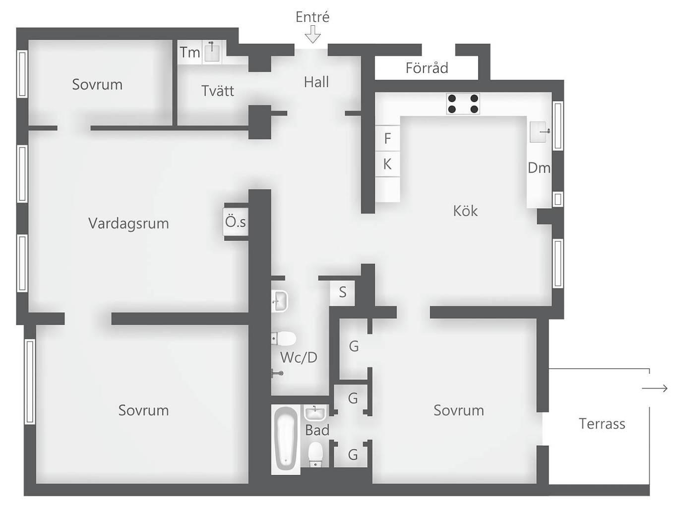 планировка-квартира-123-квм