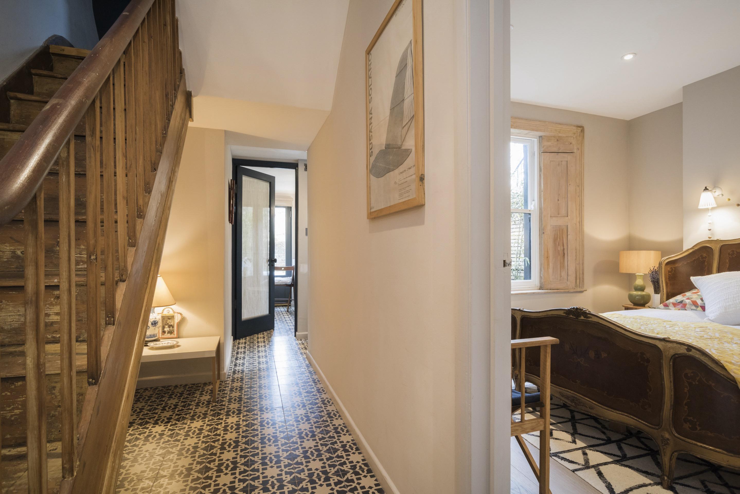 коридор лестница