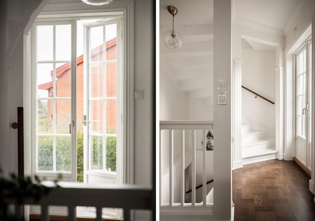 двери лестница