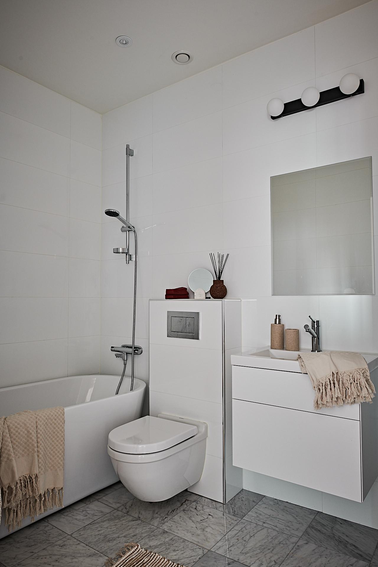 санузел ванная душ