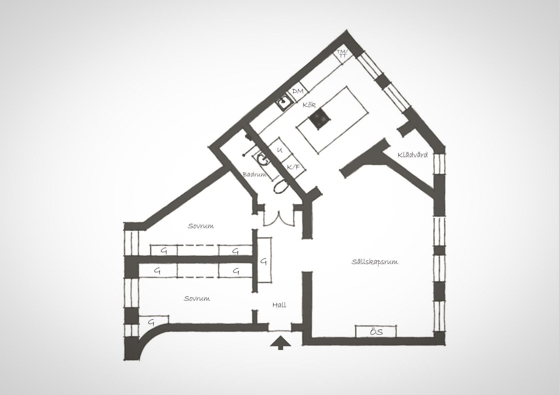 планировка квартира 116 квм