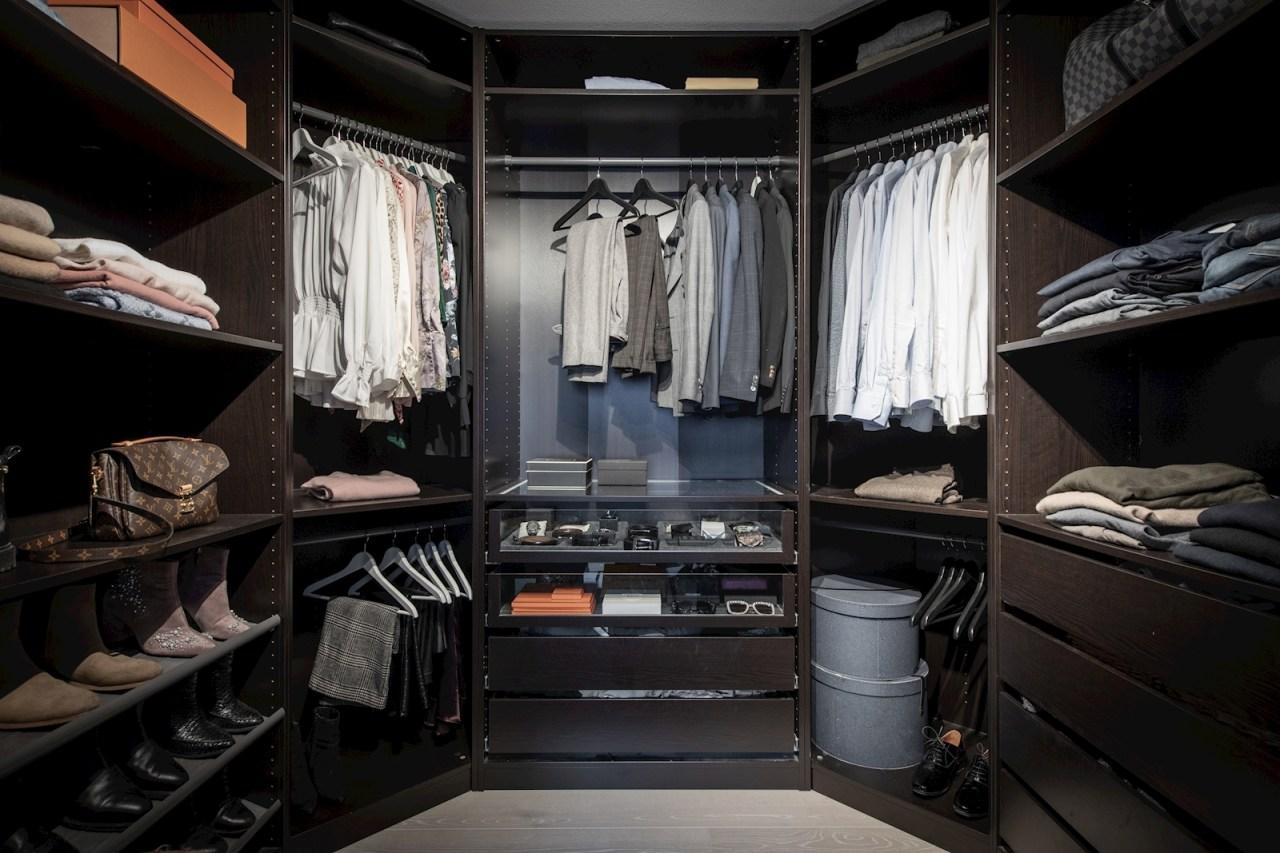 квартира 52 квм гардеробная