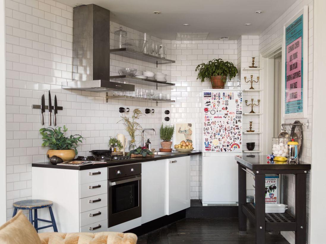квартира 59 квм кухня