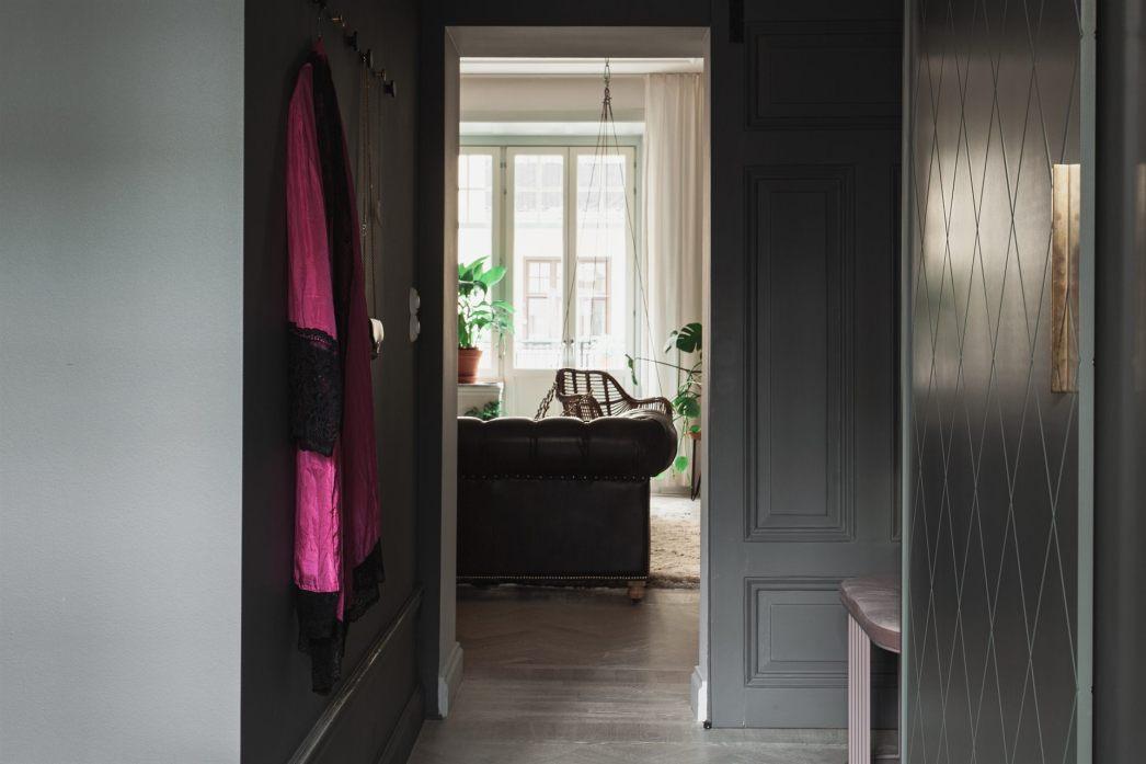 квартира 67 квм коридор спальня дверь