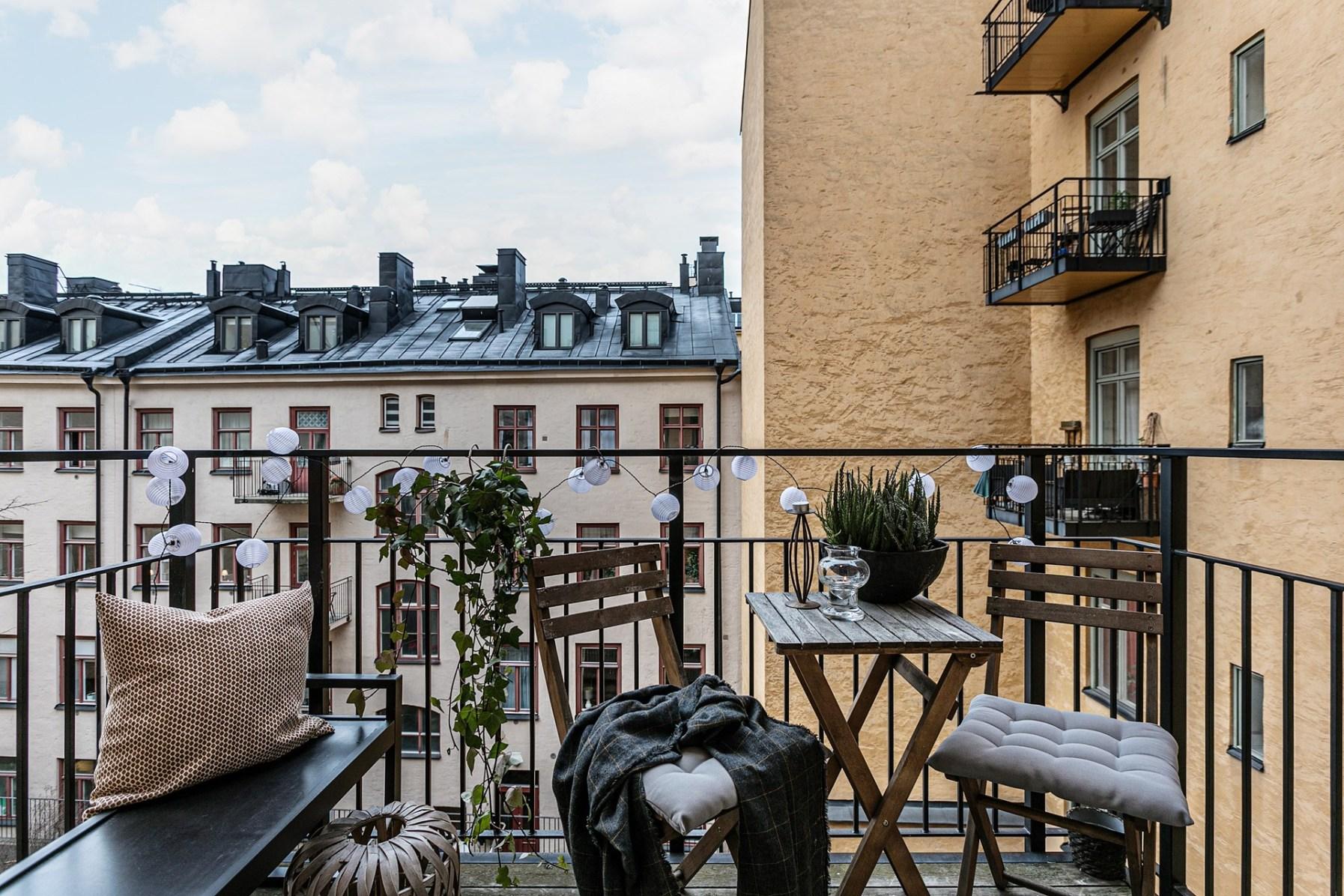 квартира 89 квм балкон