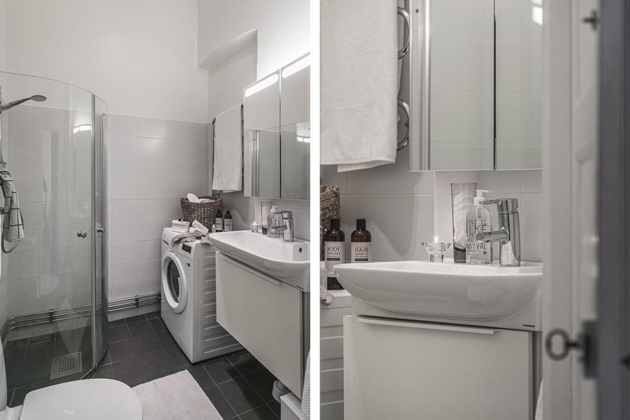 квартира 89 квм санузел раковина душевая стиральная